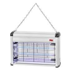 Москітний світильник для знищення комах DELUX 2х8Вт 70м2 AKL-17 (90011592)