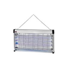 Москітний світильник для знищення комах DELUX 3х20Вт 120м2 AKL-40 (10093967)