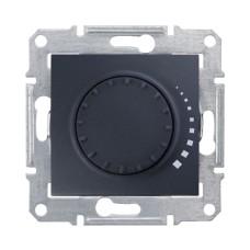 Світлорегулятор 60-500 Вт Графіт Schneider Sedna (SDN2200570)