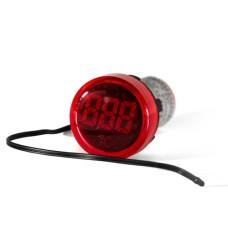 Цифровий термометр ED16-22 WD червоний -25С +150С АскоУкрем