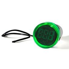 Цифровий термометр ED16-22 WD зелений -25С +150С АскоУкрем