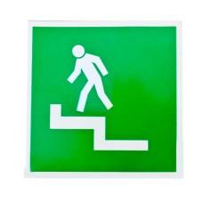 Знак Вхід 150х150 (2 сходинки)
