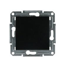1-клавішний вимикач Schneider Asfora Антрацит (EPH0100171)