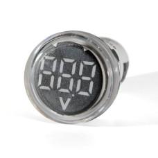 Вольтметр цифровий ED16-22 VD білий 12-500 В АскоУкрем