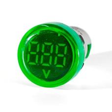 Вольтметр цифровий ED16-22 VD зелений 12-500 В АскоУкрем