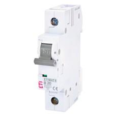 Автоматичний вимикач ETIMAT 6 1p B 20A ETI