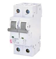 Автоматичний вимикач ETIMAT6 2p C32A ETI