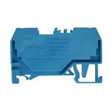 Клемник пружинний JHN1-2,5 синій АскоУкрем