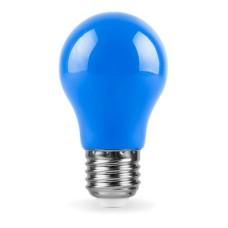 Лампа світлодіодна A55 3W E27 синя 001-017-0003 Spectra Horoz