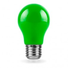 Лампа світлодіодна 3W E27 зелена 001-017-0003 Spectra Horoz