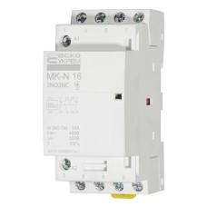 Контактор модульний на Din-рейку MK-N 4P 16A 2NO2NC АскоУкрем (A0040030028)