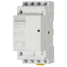Контактор модульний на Din-рейку МК-N 4Р 25А 2NO2NC АскоУкрем (A0040030030)