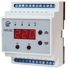 Реле контролю фаз РНПП-302