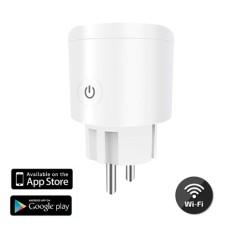 SMART Розетка-таймер Feron TM644 WiFi 3500W 16A (6544)