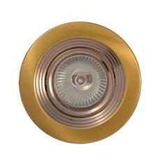 Світильник точковий 102A SG/N MR16 матове золото/нікель АскоУкрем