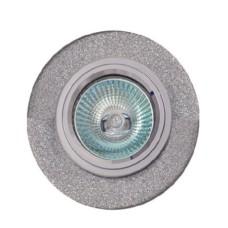 Світильник точковий  RG 002 CH/SHSL MR16  срібло АскоУкрем