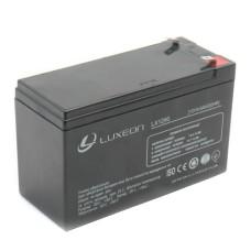 Акумулятор гелевий 12В/9Аг LX1290 LUXEON