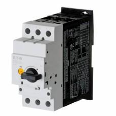 Автомат захисту двигуна PKZM4-63 63А 3п. Eaton