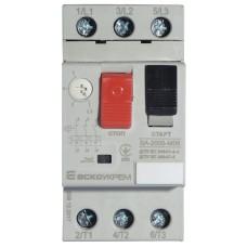 Автомат захисту двигуна ВА-2005 М08 2,5-4А  АскоУкрем