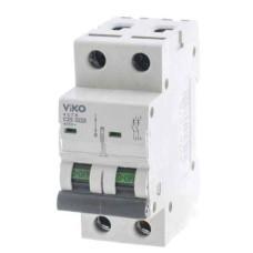 Автоматичний вимикач 4VTB-2C 25А 2п. VIKO