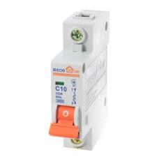 Автоматичний вимикач ECO 1р 10А EcoHome