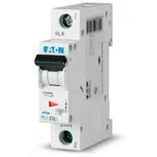 Автоматичний вимикач PL6-C10/1 10А 1п. Eaton