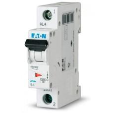 Автоматичний вимикач PL6-C20/1 20А 1п. Eaton