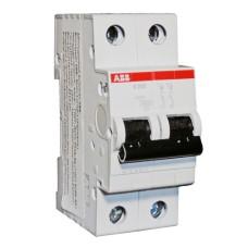 Автоматичний вимикач S202-В50/2 50А 2п. ABB