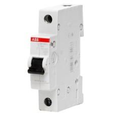 Автоматичний вимикач SН201-В40/1 40А 1п. ABB