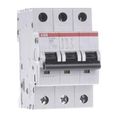 Автоматичний вимикач SН203-В25/3 25А 3п. ABB