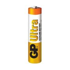 Батарейка лужна AAA, LR03 1,5В Ultra Alkaline GP