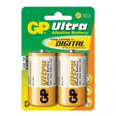 Батарейка лужна D, LR20 1,5В Super Alkaline GP