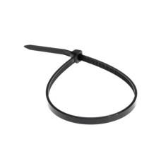 Хомут кабельний 100х3 UV чорний  (уп- 100шт) АскоУкрем
