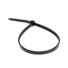 Хомут кабельний 150х3 UV чорний  (уп-100шт) АскоУкрем