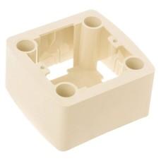 Коробка зовнішнього монтажу крем VIKO Carmen