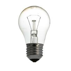 Лампа розжарення  А55 40Вт Е27 прозора BELSVET