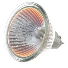 Лампа рефлекторна галогенова  MR-16 12В 35Вт DELUX