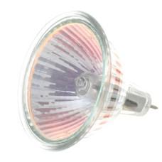 Лампа рефлекторна галогенова  MR-16 12В 50Вт DELUX