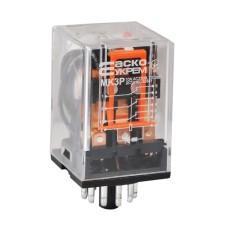 Реле електромагнітне MK3P (AC220) АскоУкрем