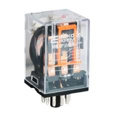 Реле електромагнітне MK3P (DC24) АскоУкрем