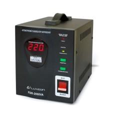 Стабілізатор напруги FDR-2000 220В/1,4кВт Люксеон