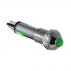 Світлосигнальна арматура AD22-B8 зелена   24V AC/DC АскоУкрем