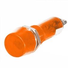 Світлосигнальна арматура PL-101 жовта 220 V AC АскоУкрем