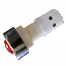 Світлосигнальна арматура PLS червона 220 V AC АскоУкрем