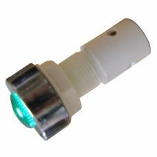 Світлосигнальна арматура PLS зелена 220 V AC АскоУкрем