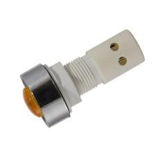 Світлосигнальна арматура PLS жовта  220 V AC АскоУкрем