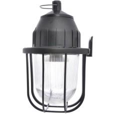 Світильник підвісний НСП 21У-100-414 100Вт (з решіткою)  пластмаса