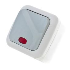 Вимикач одноклавішний з підсвіткою IP54 VIKO Palmiye