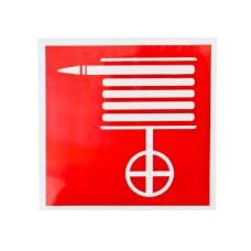 Знак Пожежний кран-комплект 150х150