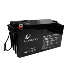 Акумулятор гелевий 12В/65Аг LX12-65MG LUXEON